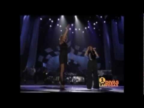 Whitney Houston and Mary J. Blige live 2002 - Rainy Days (HD)