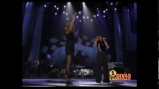 Whitney Houston and Mary J. Blige live 2002 - Rainy Days (HD)