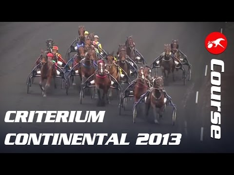 CRITERIUM CONTINENTAL 2013