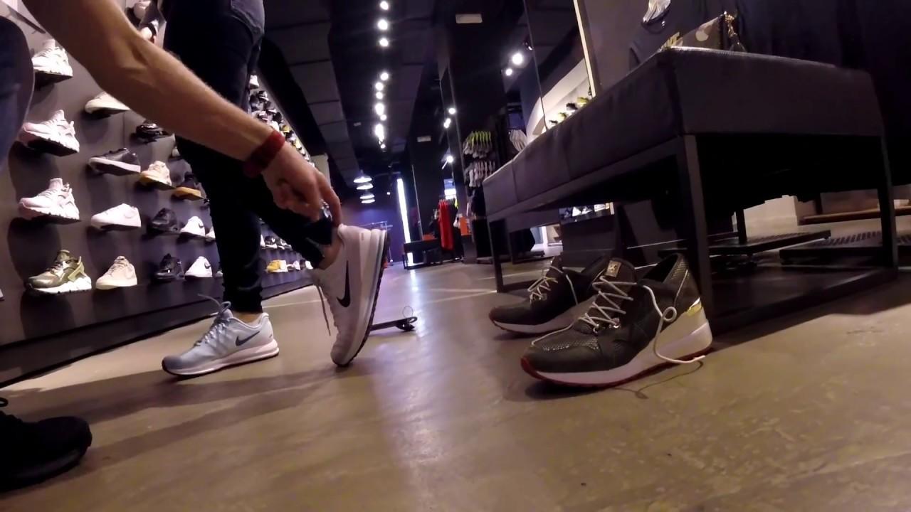 Размер беговой обуви. Как подобрать?!