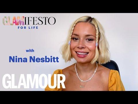 Glamifesto For Life With Nina Nesbitt: On Songwriting, TikTok & Advice | GLAMOUR UK