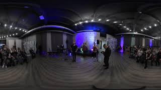 Борис Рымарь квартирник видео 360 градусов - начало