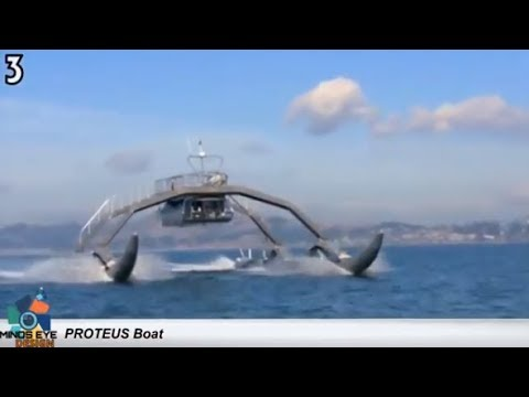 PROTEUS CONCEPT BOAT | Crazy Boats #3 | Avalon Luxury Pontoons