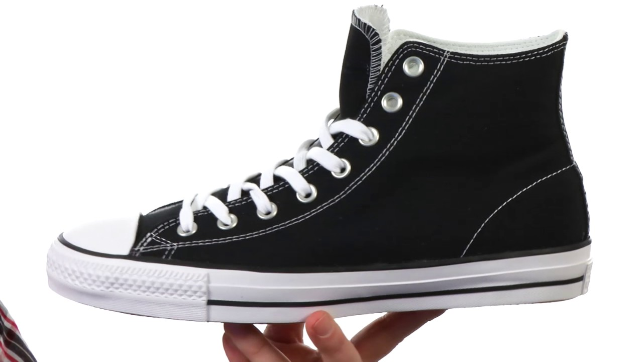 0bcdc3b03faff5 Converse Chuck Taylor® All Star® Pro Rubber Infused Canvas Hi SKU 8812313