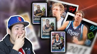Legend & Playoff Moment Pack Opening - Favorite PF is here!