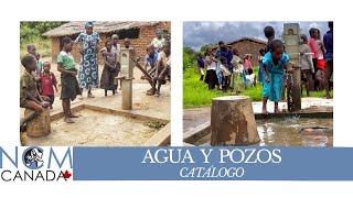 MCNC - Agua y Pozos  (Spanish)