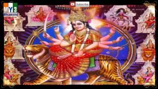 Sri Rajarajeswari ashtakam | Durga Devi | Slokas | Bhakthi | NAVARATHRI SONGS