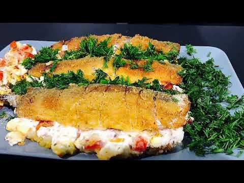 Рыба в духовке. Запеченная скумбрия в духовке. Как приготовить рыбу