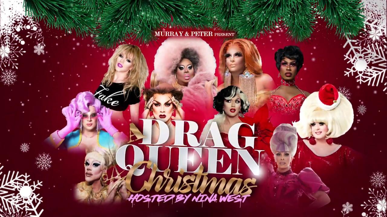 Christmas Eve Drag Show Houston 2020 A Drag Queen Christmas | The Naughty Tour 2019   YouTube