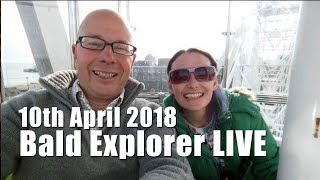 Bald Explorer LIVE   Tuesday Show