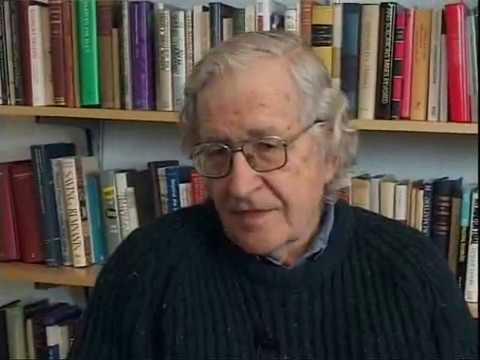 Cüneyt Özdemir ile Noam Chomsky özel röportajı