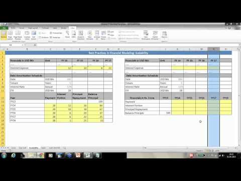 Financial Modeling Example  Building Financial Models for Valuation Case Study Accenture