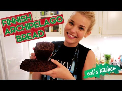 How to make Finnish Archipelago Bread | Vlogmas Day 22