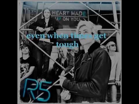Easy Love - R5 (lyrics)