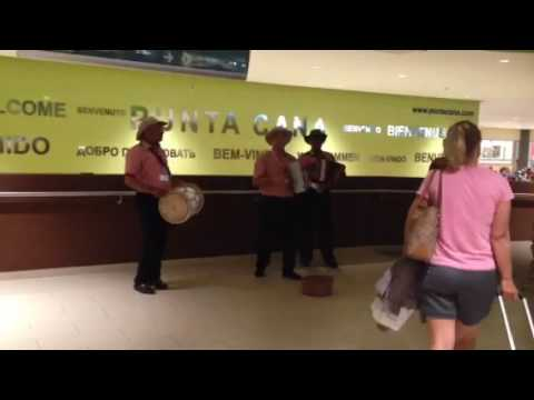 Welcome Party Punta Cana Airport