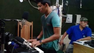 Teu Santo Nome - Gabriela Rocha (Na Rádio Ao Vivo) 🎹 Manoel Santana