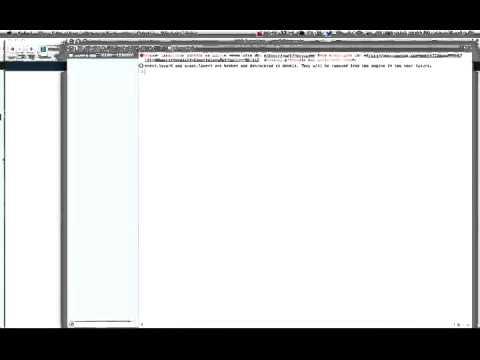 How to report javascript errors in Safari