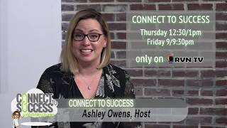 Connect To Success - Ashley Owens - RVNTV Promo Video