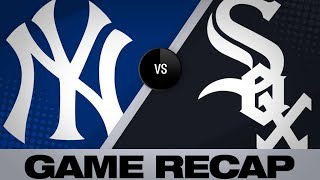 Eloy's two homers, Giolito's 10th win leads White Sox | Yankees-White Sox Game Highlights 6/14/19