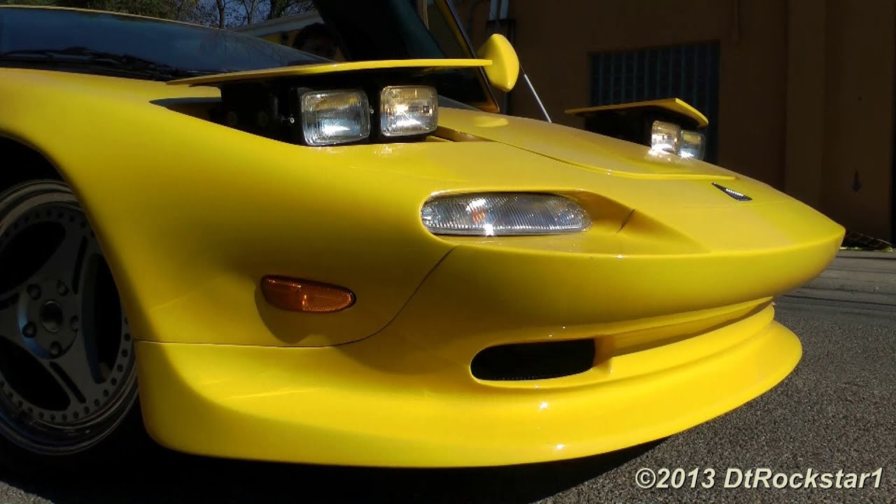 Vector M12: You've Never Seen One Driven Like This | One of 14 Made ...