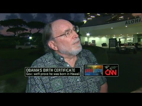 CNN: Hawaii Gov. Neil Abercrombie vows to end