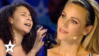 Singer Takes on 'At Last' by Etta James on Spain's Got Talent 2021 | Got Talent Global