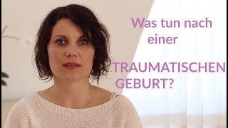 Wieder schwanger nach einer traumatischen Geburt - Was tun?