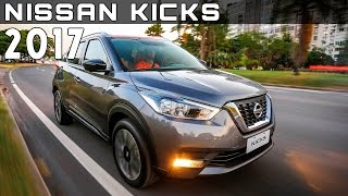 2017 Nissan Kicks Review Rendered Price Specs Release Date