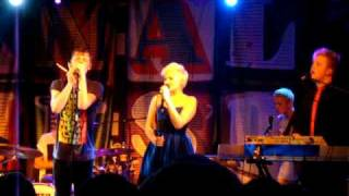 "Alphabeat LIVE ""TOUCH ME,TOUCHING YOU"" at Concorde2"