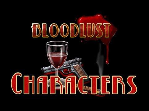 Vampire: The Requiem - Bloodlust | Character Gen