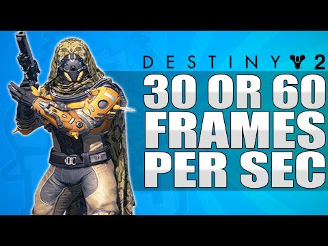 Destiny 2: 30fps or 60fps For Consoles!? What I know & Learned From The Destiny 2 Gameplay Premier