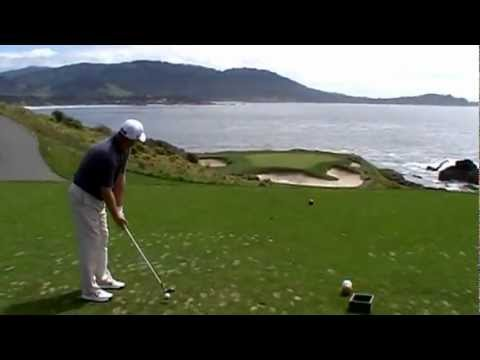 Pebble Beach Hole 7 Par 3