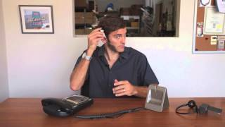 Wireless Office Headset System by Headset Buddy