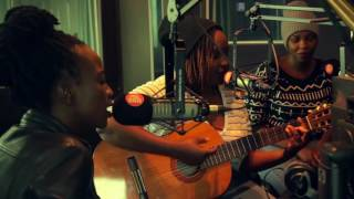 ACOUSTIC VERSION OF 'MWANAKE' BY KIU ON #WBWR SHOW; HOMEBOYZ RADIO