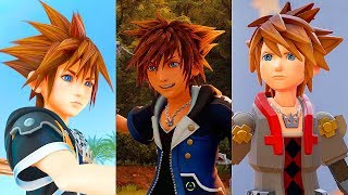 KINGDOM HEARTS 3 - All Trailers & Gameplays So Far @ 1080p (60ᶠᵖˢ) HD ✔