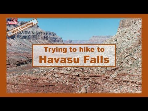 USA traveling : Hiking to Havasu Falls - West USA  #arizona
