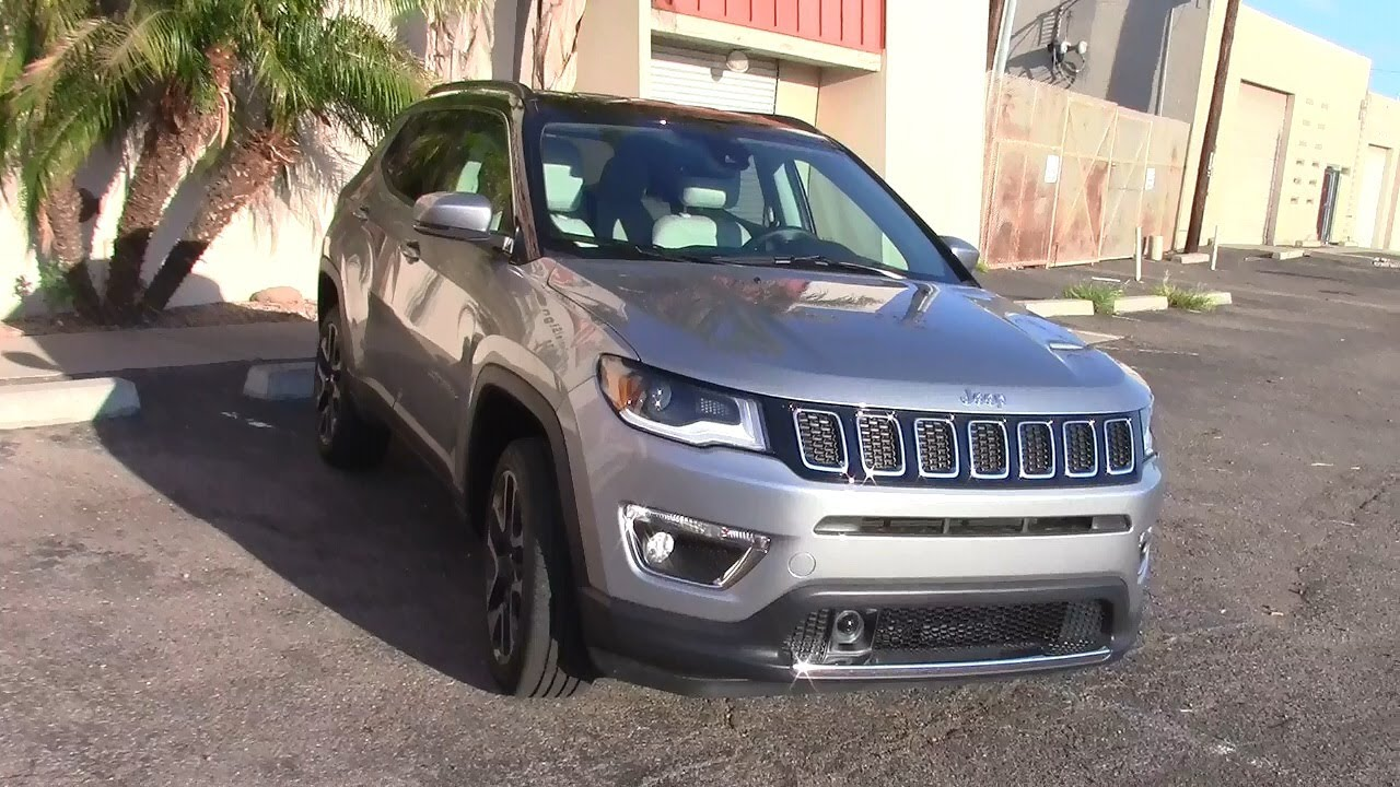 2017 jeep compass performance fuel economy youtube. Black Bedroom Furniture Sets. Home Design Ideas