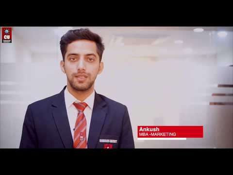 MBA Placements at Chandigarh University