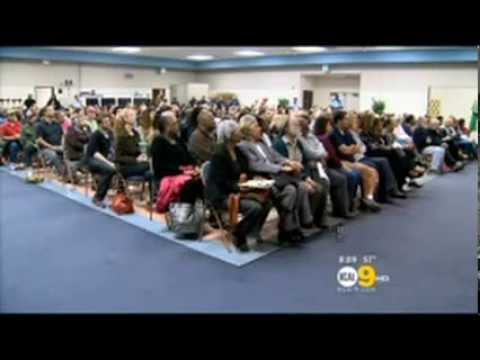West Adams Residents Voice Concerns Over Freeport McMoran Murphy Oil Drilling (CBS Los Angeles)