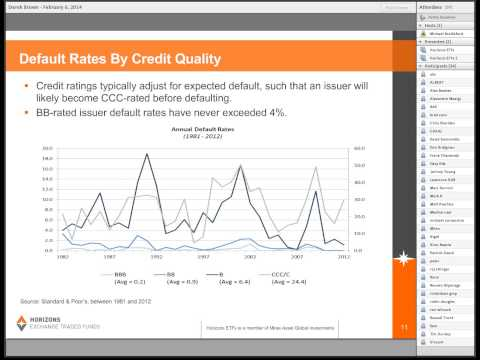 Webinar - High Yield or Leveraged Loans? What you should own in 2014.