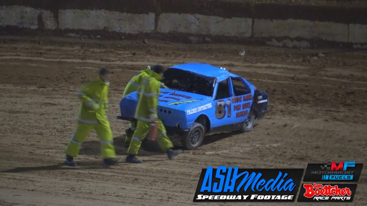 Junior Sedans Lincoln Coleman Rollover Albany Speedway Youtube