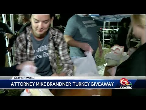 Attorney Turkey Giveaway