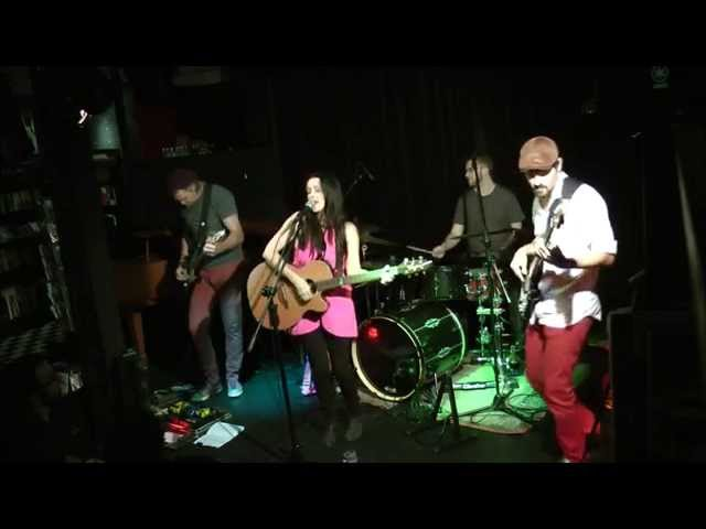 Rebecca Moore - Factory - Smith's Alternative, Canberra - 7 March 2015