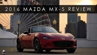 Review | 2016 Mazda MX-5 | Curing Automotive Diseases