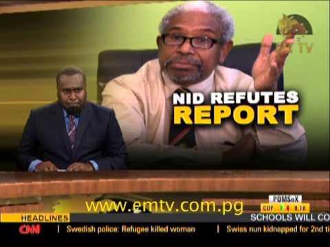 EMTV News Replay - 27th January, 2016