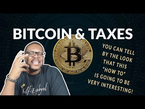 How To Deal With Bitcoin And Taxes | Cryptocurrencies And Taxation