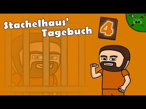 Stachelhaus' Tagebuch - Prison Architect - S01E04