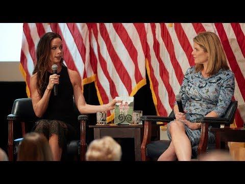 Jenna Bush Hager and Barbara Pierce Bush | Richard Nixon Presidential Library and Museum