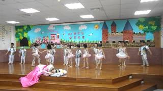 Graduation Performance, Younger Kids ballet.
