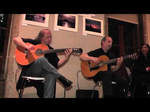 Grupo Kàtaros - Música com Travo a Flamenco